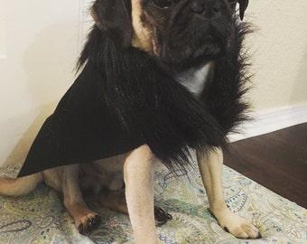 Jon Snow Game of Thrones Dog Costume
