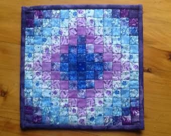 Custom Sherpa Patchwork Quilt