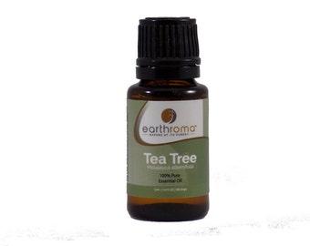 Tea Tree Essential Oil   5 mL   15 mL   30 mL   100% Pure Therapeutic Grade