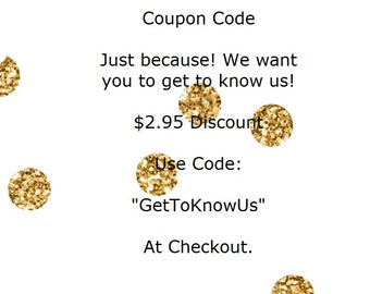 Coupon Code - Necklaces Only- Do not Pay