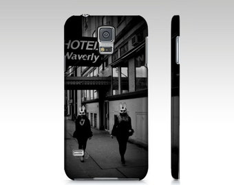 Project White Rabbit Samsung Galaxy S4 and S5 Phone Cases