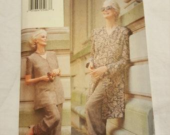 1997  Vogue #9620 size8-10-12 NEW