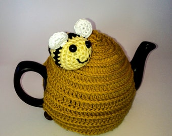 Oh, Bee Hive! Tea cosy