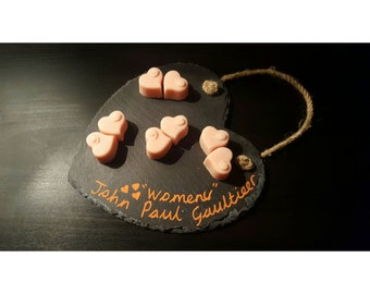 Pack of 4 JPG (W) Perfume Natural Soy Wax Melts
