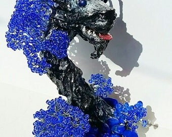 Dragon from beads. Free Shipping.