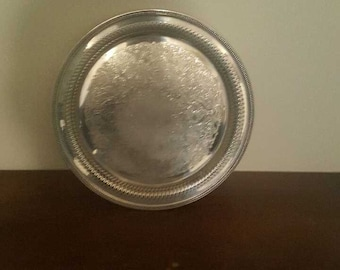 Vintage silvers plates