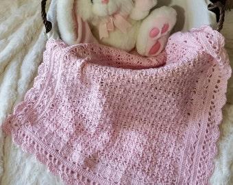 Crochet Baby Blanket/Afghan