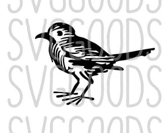 Bird dxf, Summer dxf, Sparrow dxf, Sand piper dxf, beach dxf, decal dxf, vinyl dxf, animal dxf, commercial use dxf, vector file, cricut