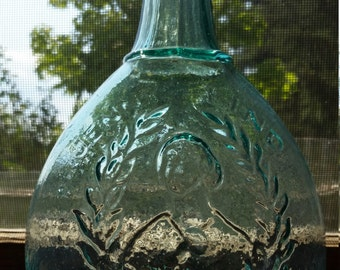 GI-99 Jenny Lind Calabash Historical Flask