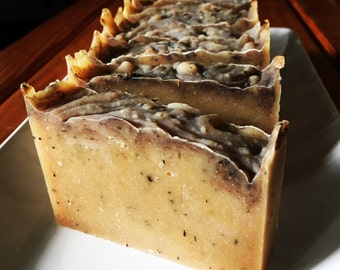 Chai shea butter soap