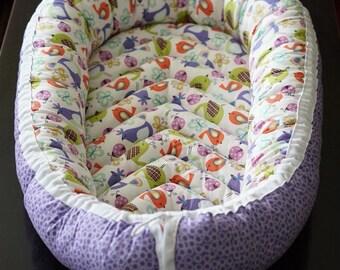 Birdie Baby Nest, Little's Lounger