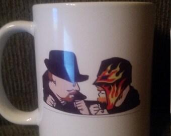 FizzMaskedShow Coffee Mug