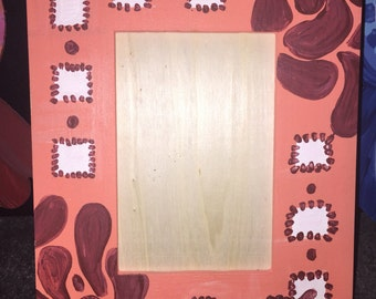 Petal Pusher Picture Frame
