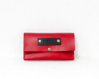"Leather wallet ""Ismail"""