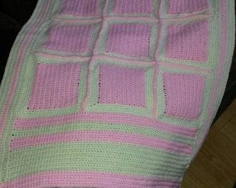 Baby Girl Crib Blanket