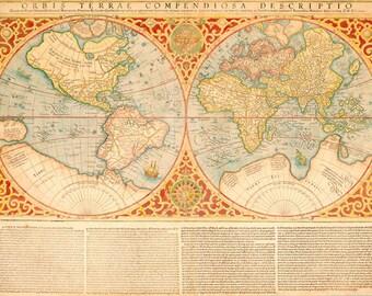 Orbis terrae compendiosa descriptio 1637