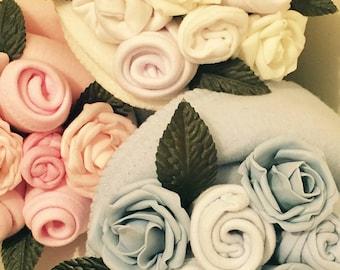 Baby Clothes Bouquet
