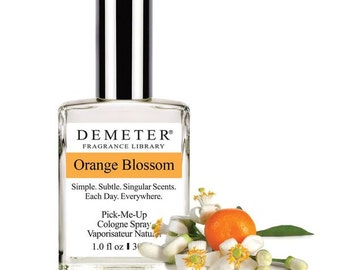 Demeter 1oz Cologne Spray - Orange Blossom