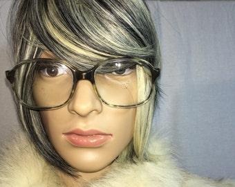1980s Bet R Vision Plastic Frames Glasses Eyeglasses Readers Reading +1.25