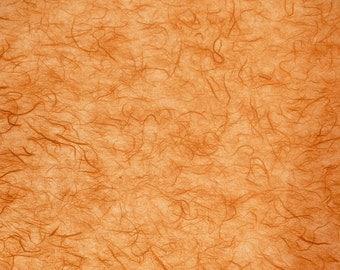 Papier murier camel silk
