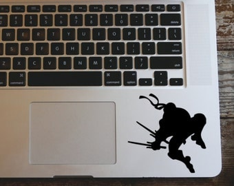 Teenage Mutant Ninja Turtles Raphael vinyl decal sticker