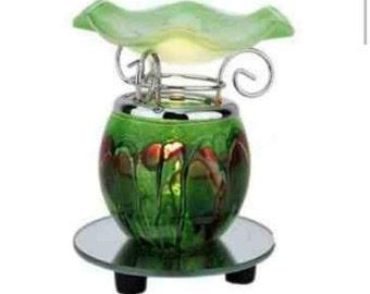 Green oil burner