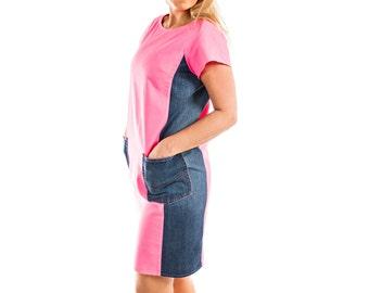 Sheath Dress (with pockets) - 15-048