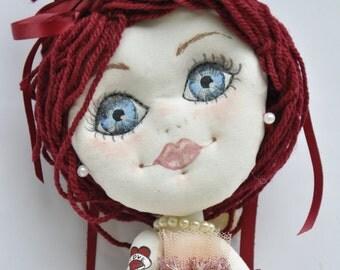 Chantal, rag doll, rag doll