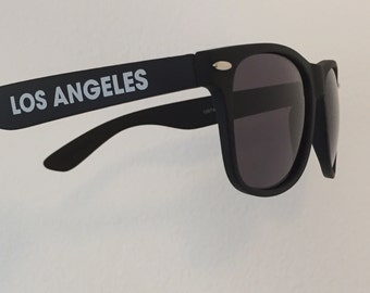 Los Angeles Sunglasses (Matte)