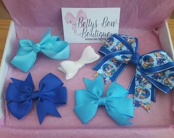 Blue and White Cinderella Boxset