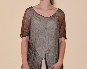 Exclusive Linen Tunic, Free Delivery