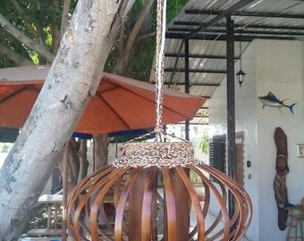 Outdoor lamp: Garden, pergola or beach