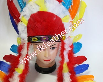 Feather Headdress - 01