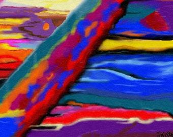 Watercolor: Colorful Mood