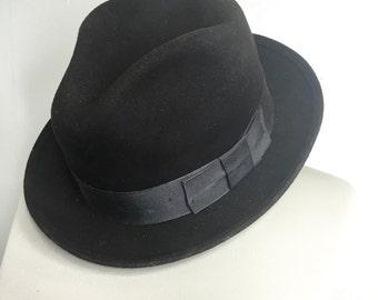 Brown Winner hat