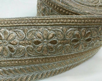 Bedge embroidery lace 10 Yards
