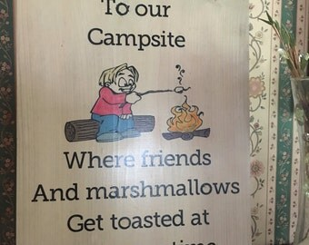 Get toasted!