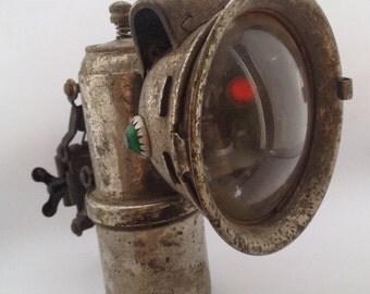 Superb bike lamp of pre-war