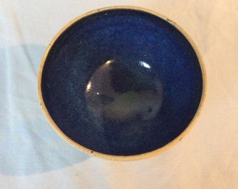 Small blue bowl LB6