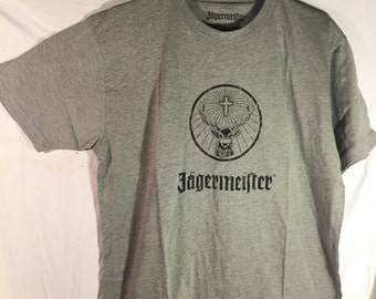 Super Soft Gray Jagermesiter Shirt