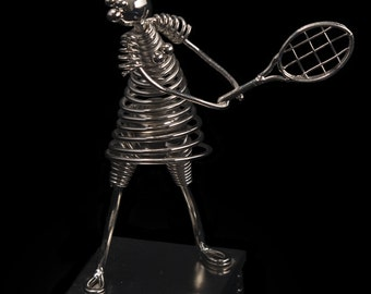 Tennis girl player