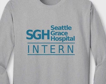 Greys anatomy T-Shirt. Intern.