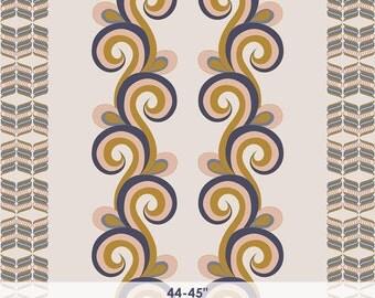 Grand Olimpo ivory panel from Art Gallery fabrics