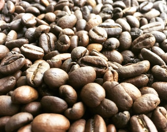 Coffee Beans - Freshly Roasted Ethiopean Singe Origin - whole bean & espresso ground - Dawn Roasters