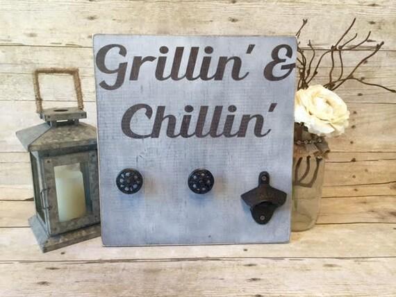 Home decor lone star grillin chillin by thesplinteredtimber for Lone star home decor