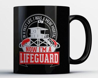 Lifeguard Gift - Life Guard Mug - Pool Lifeguard Coffee Cup - Gifts for Lifeguard