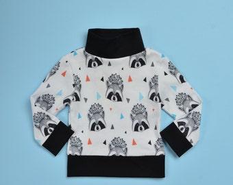 "Polo-neck ""Raccoons"""