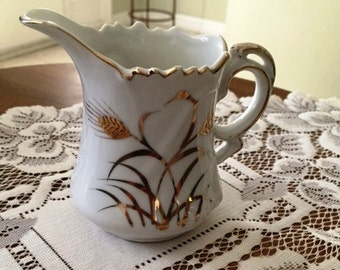 Lefton China Creamer