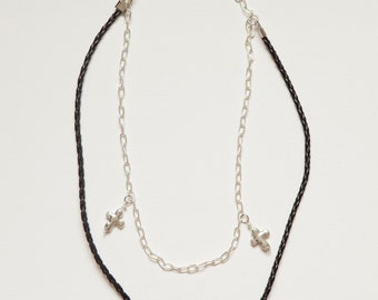 Crosses Necklace