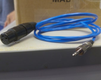 Hand made audio and video cable (customize tailor-made)